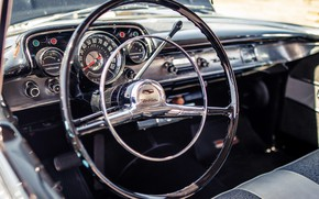 Picture machine, panel, the wheel