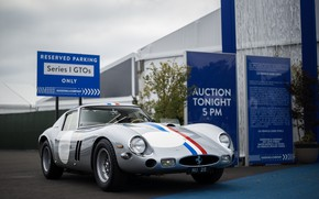 Picture GTO, 250, $70.000.000 Ferrari