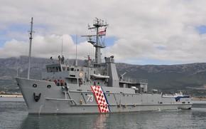 Picture tug, Navy, Croatia, auxiliary
