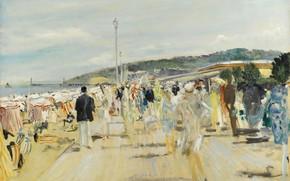 Picture picture, 1929, Deauville, Lucien Adrion, Lucien Adrion