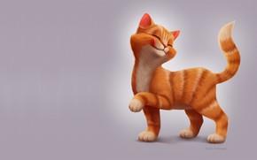 Picture cat, mood, art, children's, Purina | Cat, Jenny Defensor