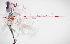 Picture girl, vampire, The Last Seraphim, Owari no Seraph