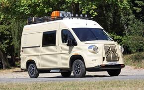 Picture Concept, Citroen, caravan, Typ H WildCamp