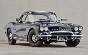 Picture Corvette, Chevrolet, Car, Classic, Coupe, Sport, Hardtop