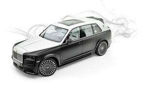 Picture Rolls Royce, Mansory, Billionaire, 2019, Cullinan
