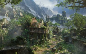 Picture street, Naughty Dog, Playstation 4, Uncharted 4: A Thief's End, Libertaliya