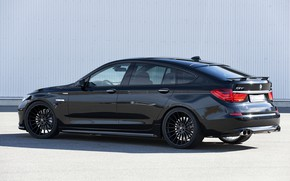 Picture shadow, BMW, Hamann, 2010, Gran Turismo, 550i, 5, F07, 5-series, GT
