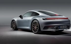 Picture 911, Porsche, Carrera, Carrera 4S, 2019