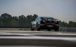 Picture overcast, Nissan, GT-R, R35, Nismo, ItalDesign, 2020, V6, GT-R50, 720 HP