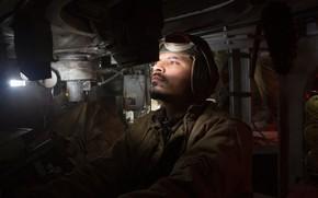Picture actor, Rage, tanker, Fury, Michael Peña