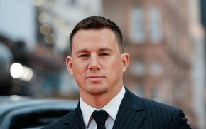 Picture background, actor, Channing Taturn