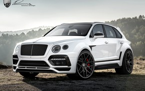 Picture Bentley, Tuning, Lumma Design, Bentayga