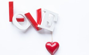 Picture love, letters, heart