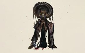 Picture Girl, Style, Asian, Girl, Umbrella, Geisha, Fantasy, Japanese, Art, Art, Asian, Style, Fiction, Umbrella, Fiction, …