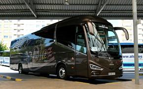 Picture Parking, bus, bus station