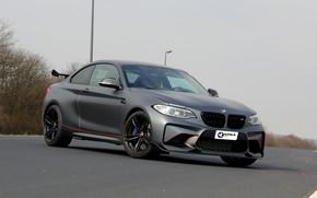 Picture asphalt, BMW, 2018, Alpha-N, F87, M2