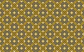 Picture line, background, texture, gold, ornament