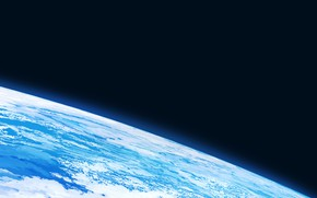 Picture planet, Earth, by Gracile