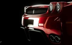 Picture Red, Auto, Machine, Ferrari, Enzo, Gran Turismo Sport