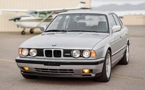 Picture BMW, E34, 5-Series