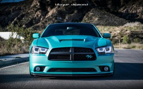 Picture Front, Dodge Charger, Tuning