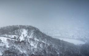 Picture Japan, Hokkaido, Sapporo, Mount Moiwa