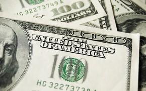 Picture green, money, dollar, Franklin