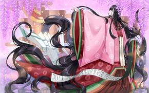 Picture girl, Fate / Grand Order, The destiny of a great campaign, Murasaki shikibu