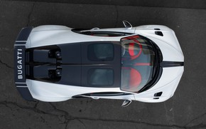 Picture Bugatti, the view from the top, Chiron, 2020, Chiron Pur Sport