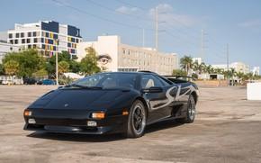 Picture Eyes, Super Veloce, 1998 Lamborghini Diablo SV