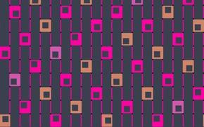 Picture background, squares, wallpaper, design, art, pattern, backgroun