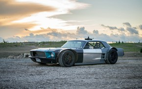 Picture Corvette, Ford Mustang, Hot Rod, Custom, Modified