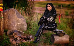Picture Cosplay, Cosplay, Yennefer, the witcher 3, the Witcher 3, , Jennifer, Witcher 3 Wild Hunt
