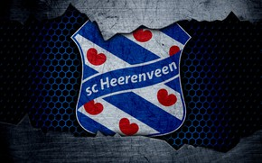 Picture wallpaper, sport, logo, football, Heerenveen