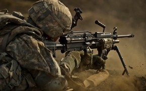 Picture Military, Weapon, Soldier, Gunner