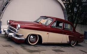 Picture Volga, custom items, GAZ 21