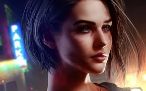 Picture girl, Resident Evil, Jill Valentine, Resident Evil 3