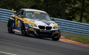 Picture BMW, track, M2, M240i, 2-series