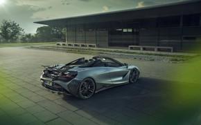 Picture McLaren, supercar, Spider, Novitec, 720S, 2019