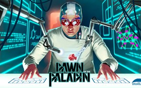 Picture the study, laboratory, manipulator, Lena in the Lab, Dawn of the Paladin