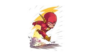 Picture Flash, DC comics, Derek Laufman