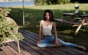 Picture pose, Girl, Julia Katarina, Olesya Kravchenko