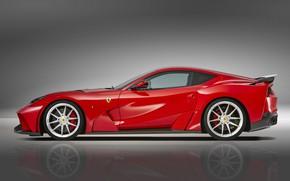 Picture Ferrari, supercar, side view, Novitec, N-Largo, Superfast, 812, 2019