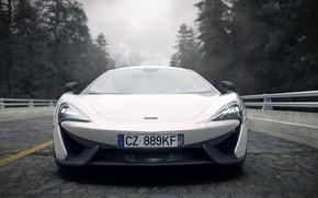 Picture Auto, Machine, Car, Supercar, Rendering, The front, Mclaren, Transport & Vehicles, CZ-889KF, Mclaren 570s CG, …