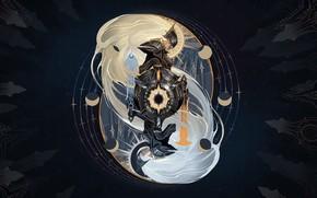 Picture Leona, League Of Legends, Graphic Design