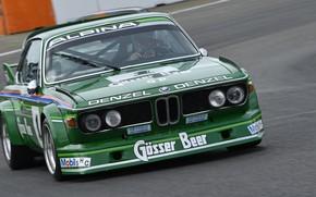Picture BMW, Race car, CSL, Alpina, Racing car, Alpina 3.0, Alpina 3.0 CSL Race Car