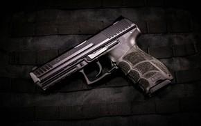 Picture Germany, Weapon, Pistol, HK P30L