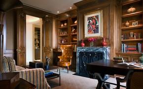 Picture design, style, interior, living room, Beverly Hills, Hillcrest Estate