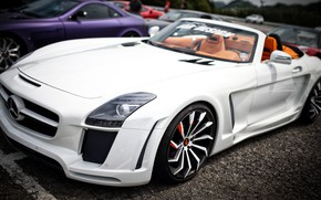 Picture Mercedes-Benz, Mercedes, Benz, Design, AMG, SLS, FAB, SLS AMG by FAB Design, Mercedes-Benz SLS AMG …