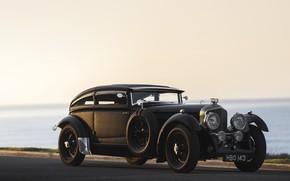 Picture Bentley, Vintage, Retro